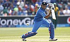 Rohit drives