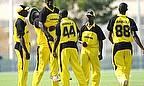 Uganda cricketers