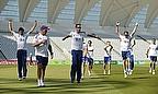 Cricket Training Idea: Half-Time Bowling