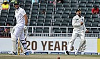 Graeme Smith dismissed by Ishant Sharma