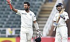 Pujara Ton Blows South Africa Away