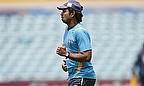 Prasanna Jayawardene in training kit