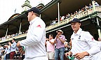 Ashes Gallery - Sydney, Day One
