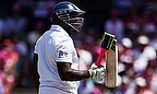 Michael Carberry's broken bat was a picture that summed up England's series