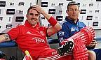 Kevin Pietersen, Ashley Giles