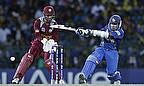Sri Lanka play the West Indies