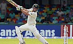Shaun Marsh plays a shot