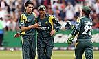 Umar Gul, Shoaib Malik, Kamran Akmal