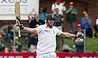 AB de Villiers celebrates