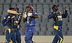 Sri Lanka beat Afghanistan