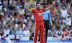 Ravi Bopara celebrates