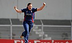 Anya Shrubsole celebrates