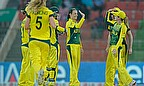 Australia wrapped up a comprehensive victory