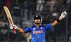 Virat Kohli, India's run-chase specialist