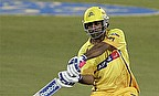 MS Dhoni guided the Chennai Super Kings to victory over the Mumbai Indians