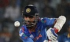 Ajinkya Rahane led the way from the top of the order for Rajasthan with 64 in 50 balls