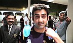 Gautam Gambhir - a happy man following Kolkata's win over Hyderabad