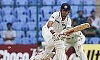 Gautam Gambhir plays a shot