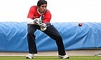 Wriddhiman Saha became the first man to score a century in an IPL final