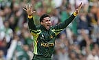 Junaid Khan is one of five players to receive a Category A contract - although Abdul Razzaq says Pakistan are 'misusing' him