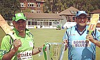 A Scottish Pakistani side will take on a Scottish Indian side this weekend