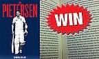 Win A Copy Of 'On Pietersen' By Simon Wilde