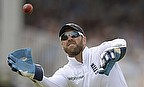 Matt Prior takes a catch