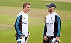 Jos Buttler and Matt Prior