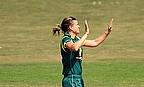 Jess Jonassen celebrates a wicket