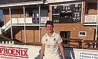 Tom Abell pictured after his latest match-winning innings for Taunton
