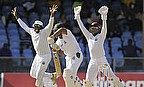 Bangladesh were finally dismissed for 314 before being beaten by 10 wickets by the West Indies