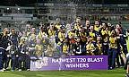 Birmingham Bears celebrate