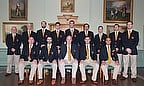 The MCC squad prior to departing for Japan