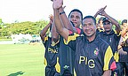 Papua New Guinea beat Hong Kong by four wickets