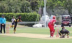 Highlights - PNG v Hong Kong, 2nd ODI