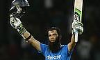 Moeen Ali celebrates his century against Sri Lanka