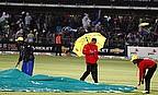 Rain Forces A Draw In Port Elizabeth Test