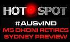 Hot Spot - On MS Dhoni's Retirement