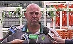 Darren Lehmann says he expects his team to play the game aggressively