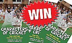 Win A Copy Of 'Characters Of Cricket'
