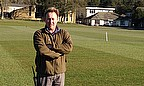 Philip Cooper manages a range of sports surfaces at Milton Abbey