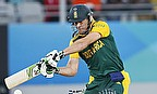 AB de Villiers Doesn't Mind Chokers Tag