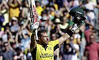 Aaron Finch Unfazed About Personal Form