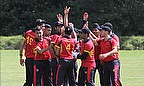 The Germany U19s, who will be sponsored by Twenty20 Cricket Company in 2015