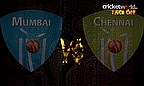 Mumbai Indians v Chennai Super Kings
