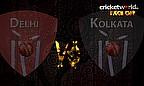 IPL8 Face-Off - Delhi v Kolkata - Game 17