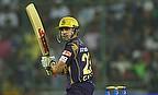 Gautam Gambhir stroked a fluent 60 as Kolkata Knight Riders defeated Delhi Daredevils by six wickets.