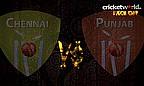 IPL8 Face-Off - Chennai v Punjab - Game 24