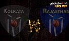 IPL8 Face-Off - Kolkata v Rajasthan - Game 24