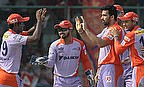 Zaheer Khan made a successful comeback to the Delhi Daredevils team registering figures of 2-17 against Kings XI Punjab at the Feroz Shah Kotla.